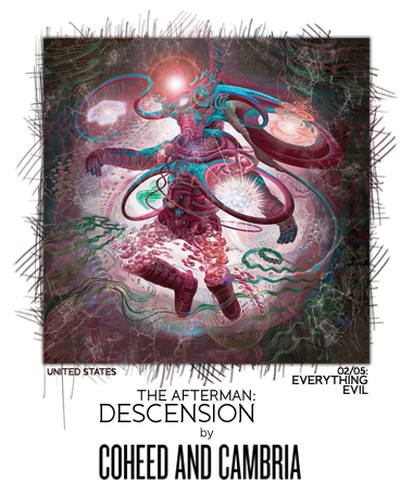 The Afterman_ Descension by Coheed and Cambria