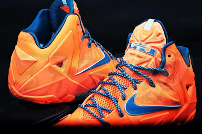 nike lebron 11 gr hardwood knicks 2 07 HWC esque Nike LeBron 11 is in Fact Miami vs. Akron