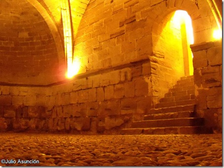 Sala de la Campana de Huesca - Palaco de los Reyes de Aragón - Museo de Huesca