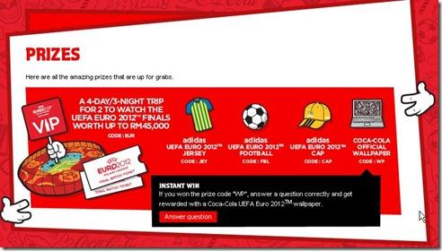 coke - Euro 2012