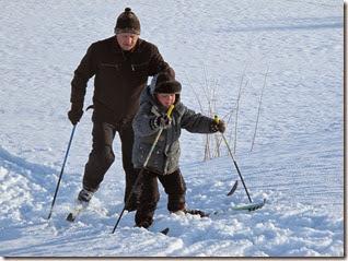 Лыжи 053