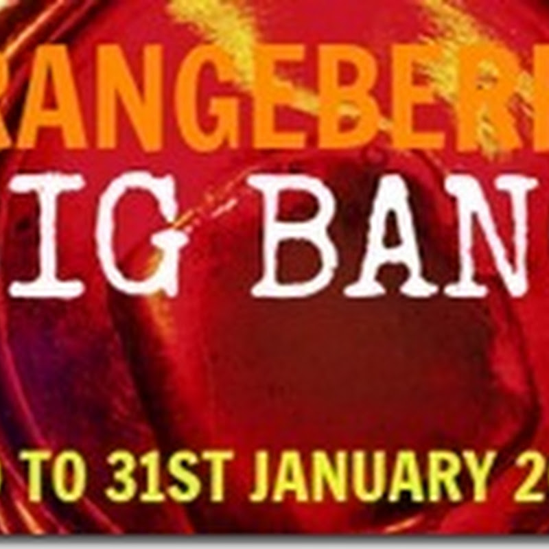 #OBBigBang Orangeberry Big Bang - The Fisher's Paradise by Rachael Preston