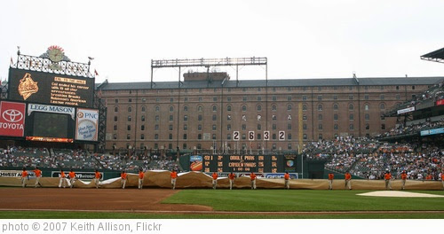 'Camden Yards' photo (c) 2007, Keith Allison - license: https://creativecommons.org/licenses/by-sa/2.0/