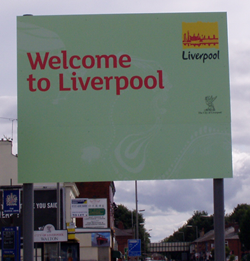 Welcome To Liverpool