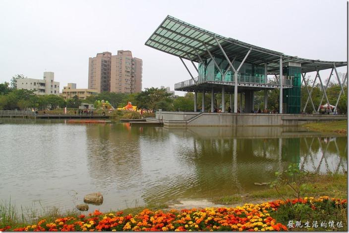 台南2013南贏綠都心百花祭