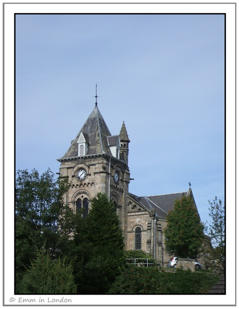 Church of Scotland Pitlochry