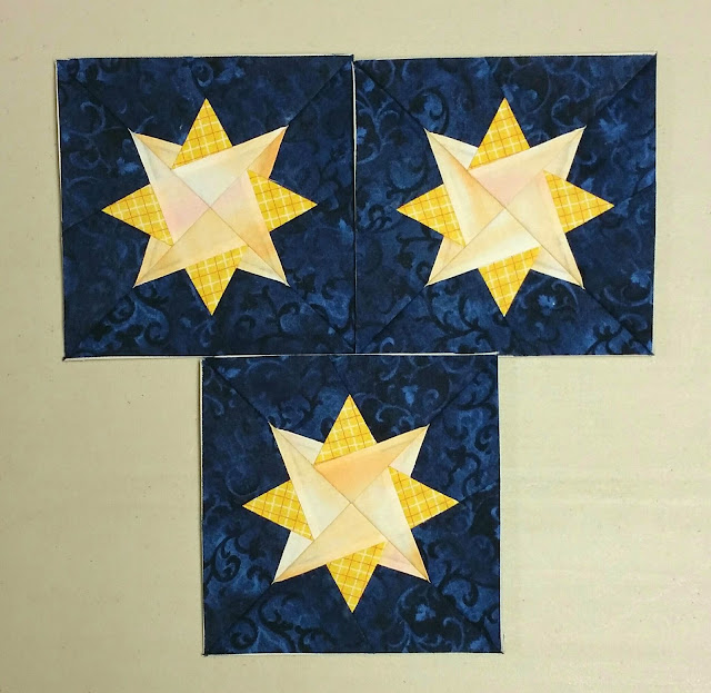 Zodiac Stars - Yellow Starlets