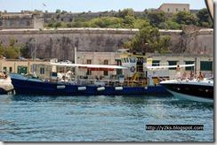 Rifornimento carburante La Valletta Malta