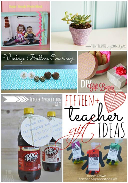 Over 15 teacher gift ideas at gingersnapcrafts.com #teachergift_thumb[1]