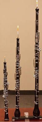 Oboe, English Horn and Bass Oboe - Patty Mitcherll
