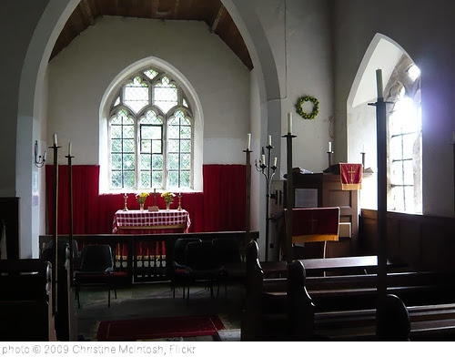 'Interior, St David's' photo (c) 2009, Christine McIntosh - license: http://creativecommons.org/licenses/by-nd/2.0/