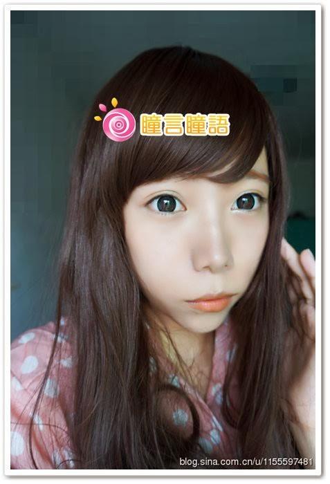 日本ROYAL VISION隱形眼鏡-Choco lat銀灰13