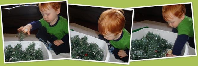 View Christmas Sensory Bin