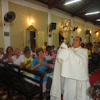 Vigília dos jovens e da Festa de Pentecostes na Boca do Rio