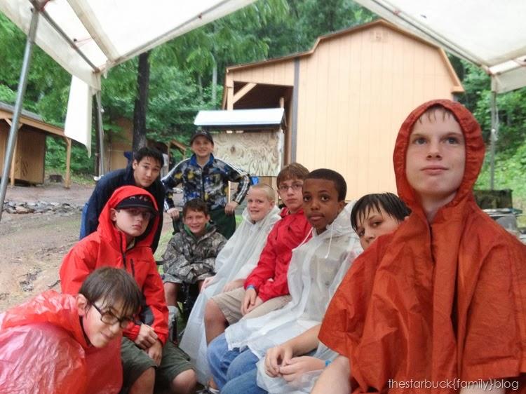 Austin Scout Camp 2013 blog-1