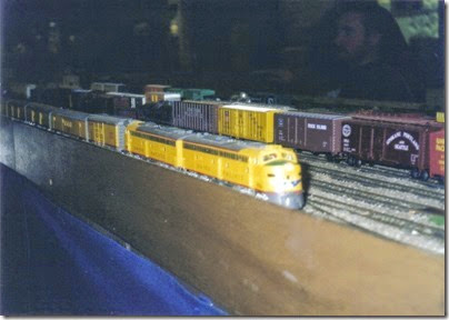 09 LK&R Layout at the Triangle Mall in February 2000