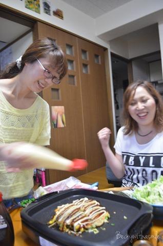 2013-07-06 Okonomiyaki 006