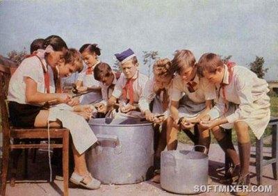 Голые девочки в пионерлагире фото 733-334