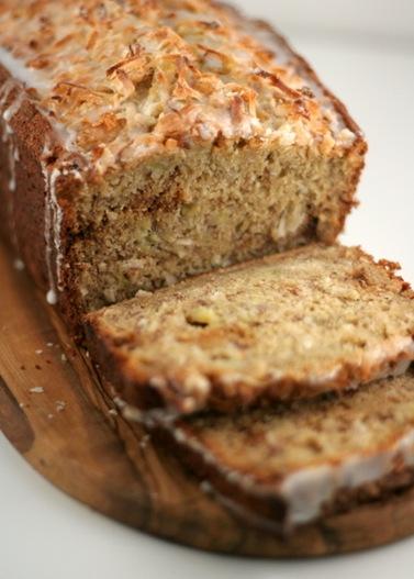 banana coconut bread 3