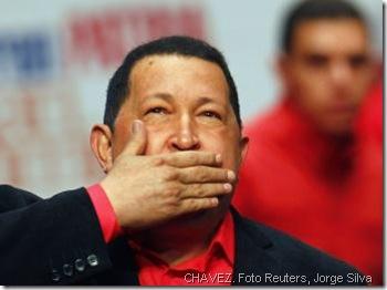 CHAVEZ. Foto Reuters, Jorge Silva