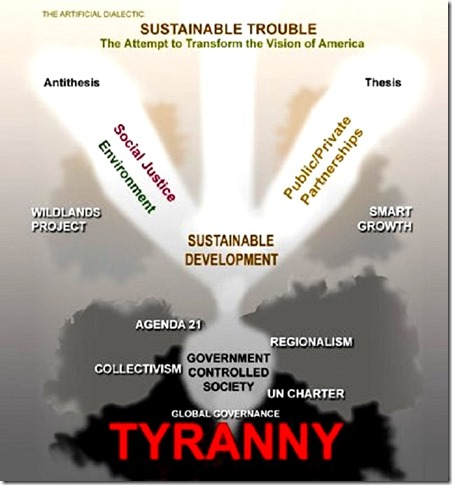 Sustainable Trouble Tyranny