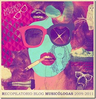 musicologas portada disco recopilatorio