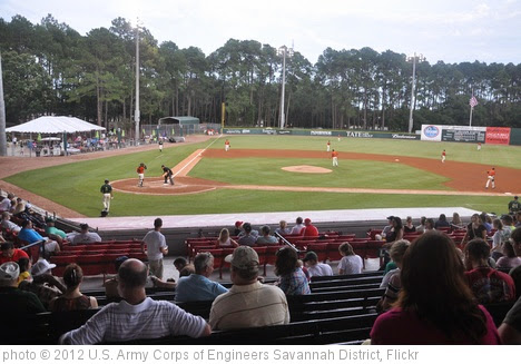 'Night at the Gnats' photo (c) 2012, U.S. Army Corps of Engineers Savannah District - license: https://creativecommons.org/licenses/by/2.0/