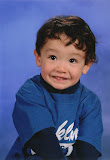 Eidan's preschool picture, April 2008 (2 years old)