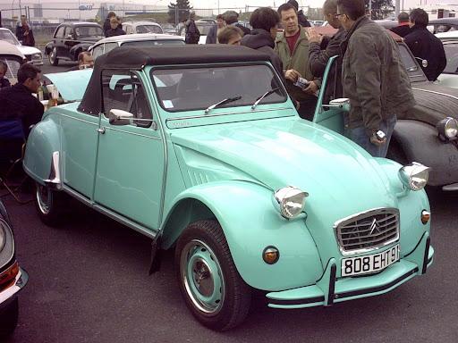 Citroën 2cv Azelle
