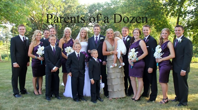 Parents of a Dozen