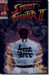 P00008 - Street Fighter II Manga #