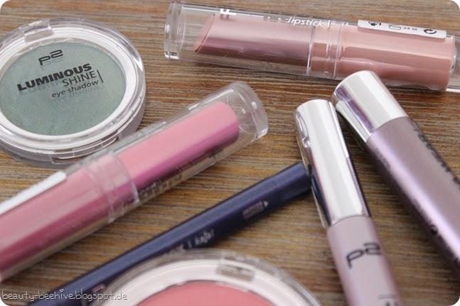 p2 Neues Sortiment Frühjahr 2015 Haul Einkauf Shopping Ausbeute1