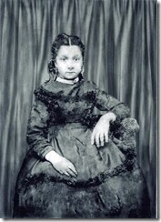 GILLESPIE_Susan_portrait photo_age 16_restored photo