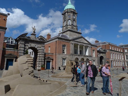 Obiective turistice Irlanda: Dublin Castle