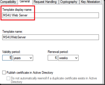 Hyper vsystem center and azure create a certificate template from publish certificate template yelopaper