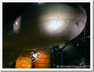 Caquot Type R Observation Balloon 1