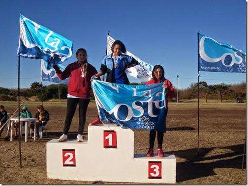 Fecha del Regional de Atletismo en Mar de Ajó