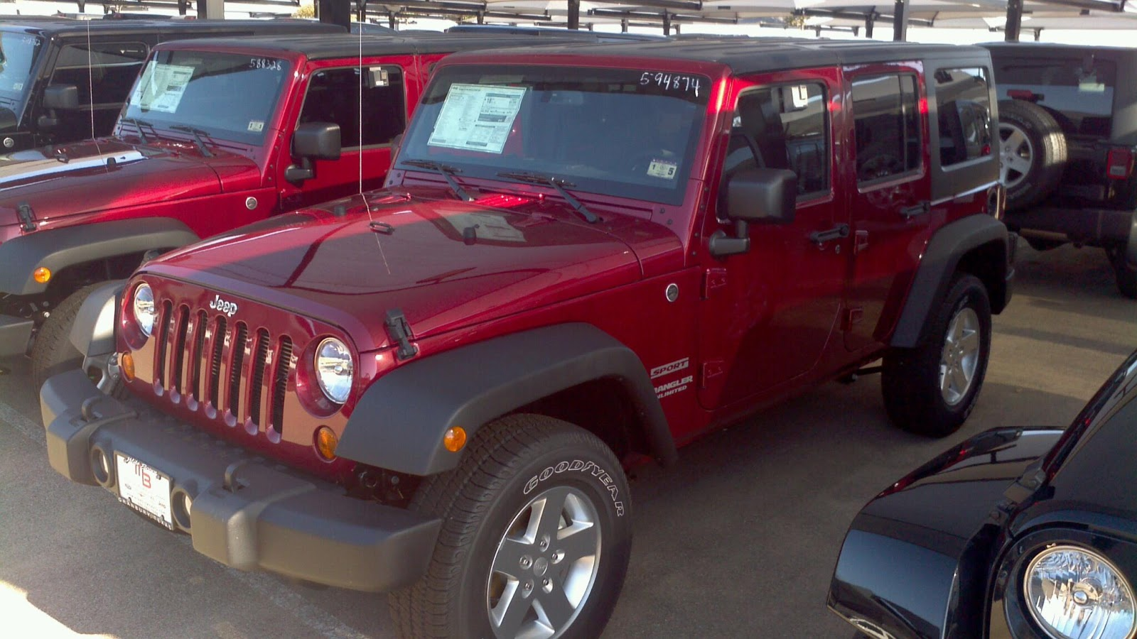 tdy sales says jeep  tdysales com 817