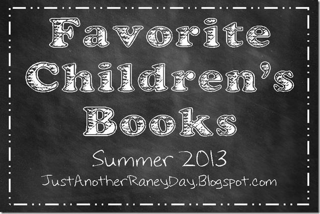 Childrens Books - Summer 2013
