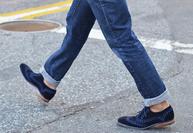 Street Style – Como Usar Sapatos Sem Meias (12)