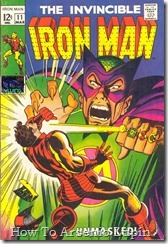 P00014 - El Invencible Iron Man #11