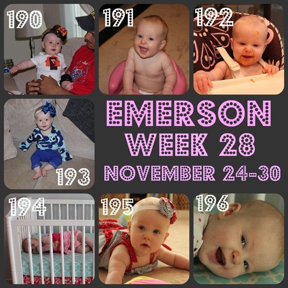 emerson week 28