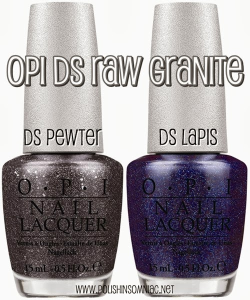 OPI DS Raw Granite