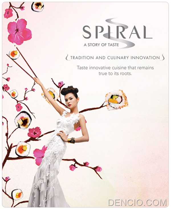 Visa Promo for Spiral Buffet
