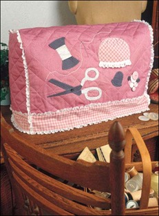 Sew Sweet Sewing machine cover