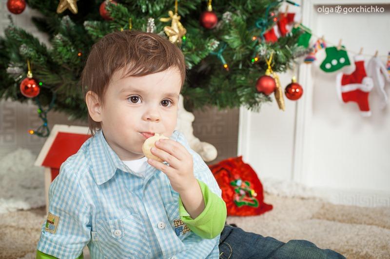 Детский новогодний фотопроект Рождественские мечты. 2. Дима-7945