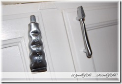 Kids Duck Bathroom Vanity Knobs {A Sprinkle of This . . . . A Dash of That}