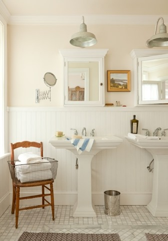 my new old life: my new old house: bagno padronale - Arredo Bagno Old England