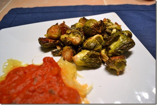 Biceps and Brussels Sprouts