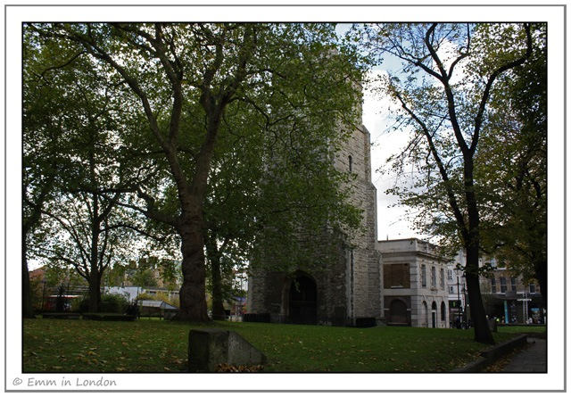 St John's Church Gardens